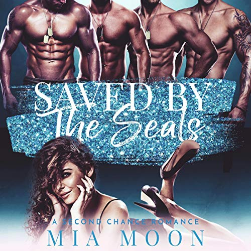 Saved by the SEALs  By  cover art