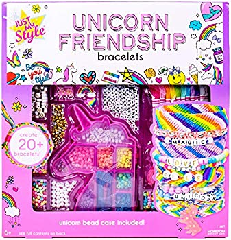 Just My Style Unicorn Friendship Bracelets by Horizon Group