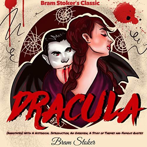 『Bram Stoker's Classic: Dracula (Annotated)』のカバーアート