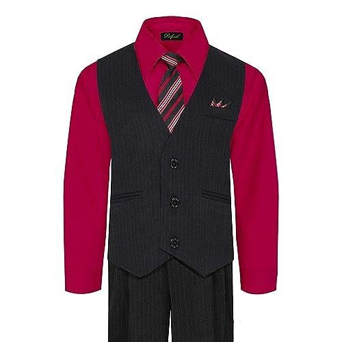 4b17d7d37367 Black and Red Infant Boy Shirt  Amazon.com