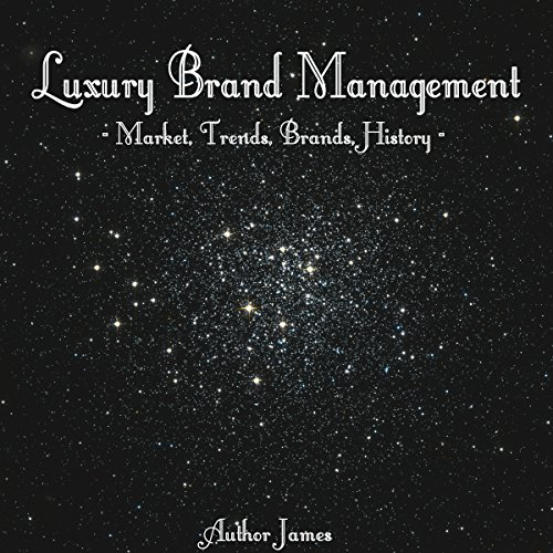 Luxury Brand Management cover art