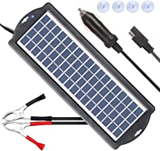 Best 12 volt trickle charger solar Reviews