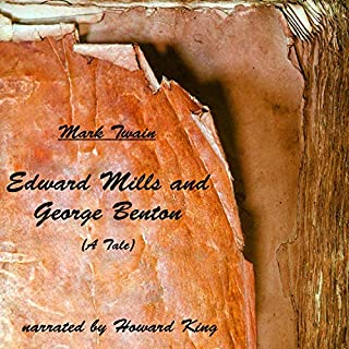 Edward Mills and George Benton audiobook cover art