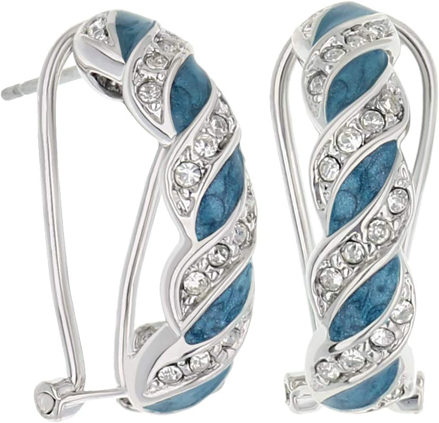 Lga French Clip Earrings - French Clip