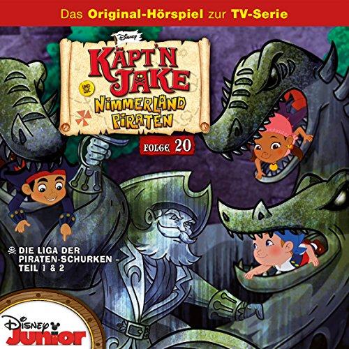 Die Liga der Piraten-Schurken 1 & 2 Titelbild