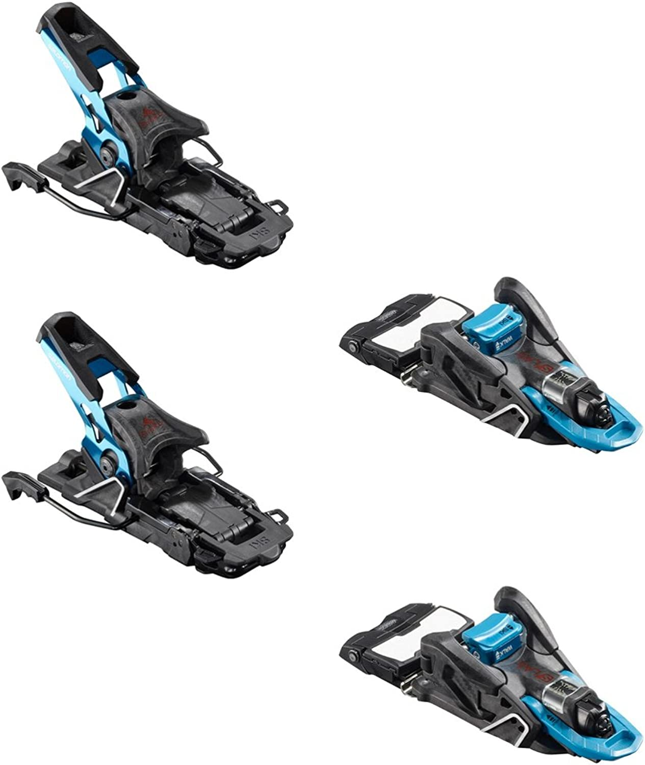 2019 Salomon S Lab Shift MNC B100 blueee Black Adult Ski Bindings