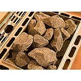 Weka Diabas?Piedras para Sauna, Gris, 35x 43x 9.5cm, 500.1201.00.00