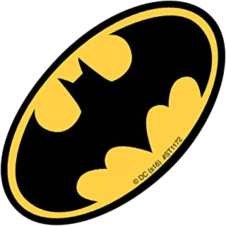 SmileMakers Shaped Batman Logo Stickers - Prizes 100 per Pack