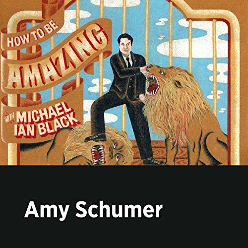 Amy Schumer audiobook cover art