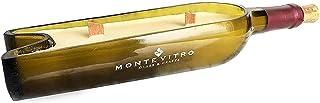 Vela Wine en Base de Botella de Vino, aromatica Artesanal - Monte Vitro