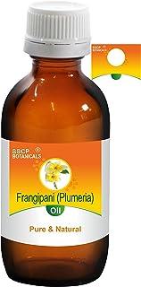 SSCP Botanicals Frangipani (Plumeria) Pure & Natural Essential Oil (Plumeria Alba) (500 ml (16.90 Oz) Aluminium Bottle)