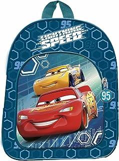 Disney Cars - Mochila para niños, 32 cm, multicolor