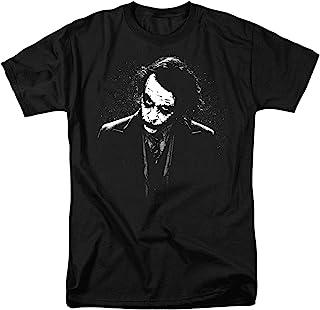 Popfunk The Dark Knight Heath Ledger Painted Joker Head T Shirts