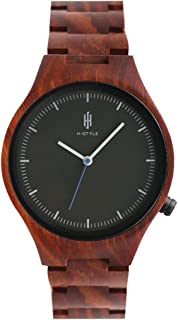 Hstyle Adult Wooden Watches