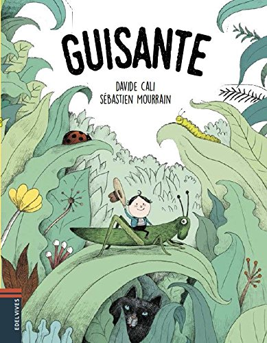 Guisante (ALBUM ILUSTRADO INFANTIL) - 9788414005750 (Álbumes ilustrados)