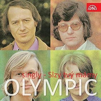 Singly 1971-1974 (Slzy Tvý Mámy...)