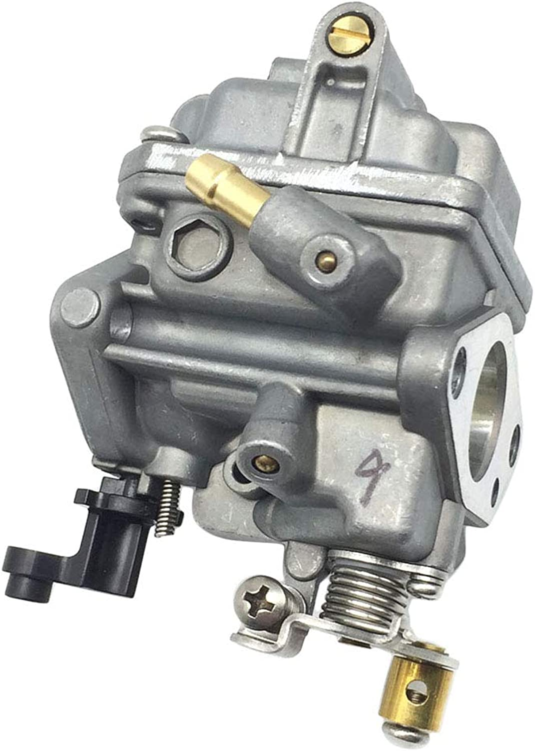 Flameer Carburetor Carb Assy for Yamaha Four Stroke Outboard 6HP