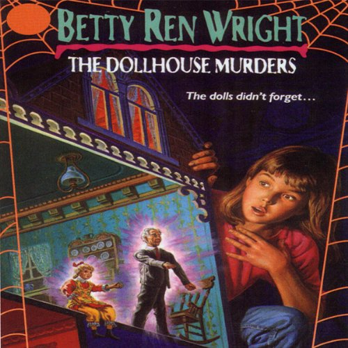 The Dollhouse Murders audiobook cover art