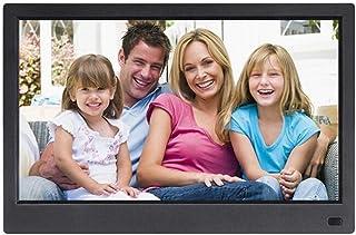 HUALEIYUAN AU 11.6 Inches LCD 1080P HD Digital Photo Frame Album for Calendar/Clock/MP3/Video Player with 4GB Sd Card Digi...