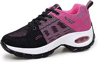GZTEESER Women's Comfortable Walking Shoes Non Slip Nurse Work Shoes Lady Girls Casual Fashion Sneakers