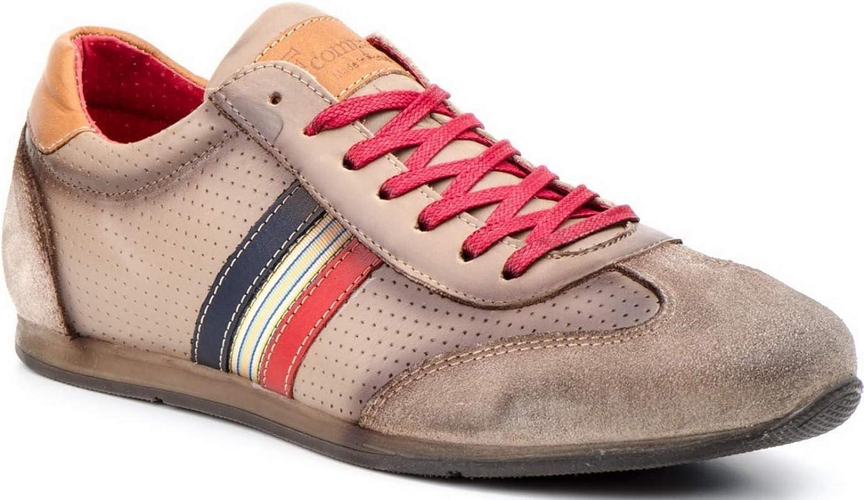 shoes-estil Men's Trainers Brown Taupe