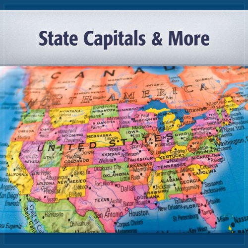 U.S. State Capitals and More cover art