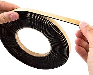 BESTOMZ 1.7M - 2M Dichtungsband Antifouling Dichtband Streifen Küche Kochfeldern Ceranfeld Badezimmer Werkzeug Schwarz