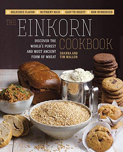 The Einkorn Cookbook (English Edition)