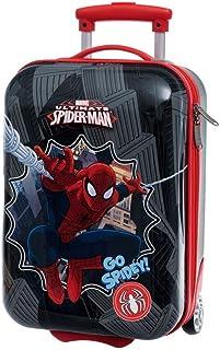Marvel Spiderman Cabin Trolley Children's Luggage, 48 cm, 28.8 Liters, Multicolour