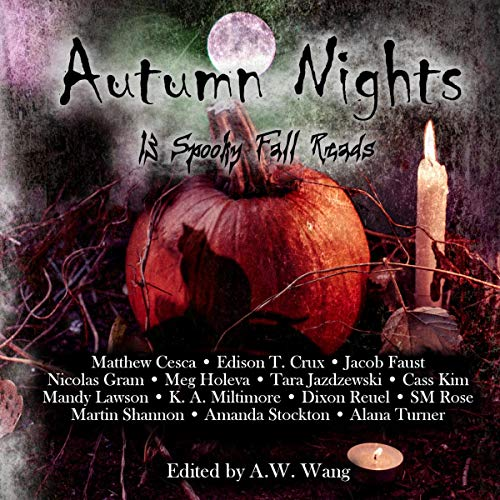 Autumn Nights audiobook cover art