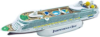PSVGROUP Independence of The Seas Royal Caribbean Cruise Ship Model in Scale 1:1250 with improvements of 2019 Version, a Great Gift and/or Toy for sea Lovers or Your Kid