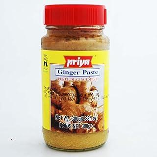 PRIYA FOODS Ginger Paste, 300 gm