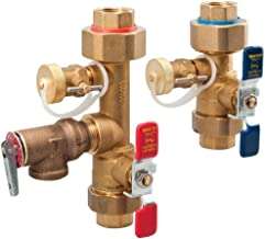 tankless water heater check valve