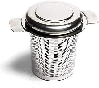 VAHDAM, Classic Tea Infuser | Tea Infusers for Loose Tea | FDA Approved 18/8 Stainless Steel Loose Tea Steeper | Best Tea Strainers for Loose Tea | Tea Diffuser for Loose Tea | Loose Leaf Tea Infuser