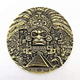 Mexico Maya Civilization Pyramid...