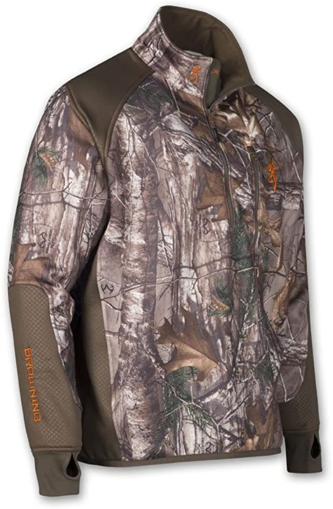 Browning Hell's Canyon Performance Fleece Limited price Branded goods 4 Jacket 1 Zip