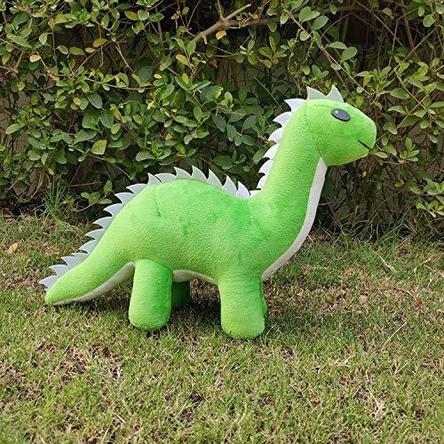 Fun Zoo Soft Plush Stuffed Animal Dinosaur Plush Toy Stuffed Animal Soft Toys for Baby Kids (50 cm, Green)