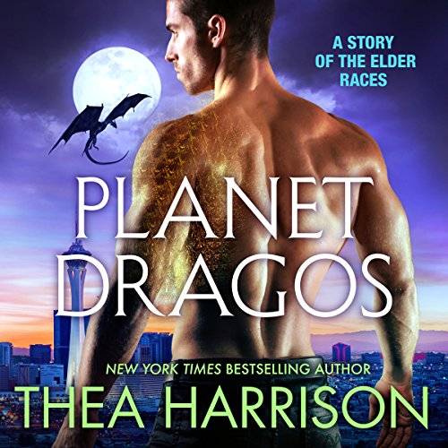 Planet Dragos audiobook cover art