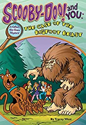 Image: Scooby-Doo: The Case of the Bigfoot Beast | Kindle Edition | by Tracey West (Author), del Sur, Duendes (Illustrator). Publisher: Warner Bros. Global Publishing (October 9, 2015)