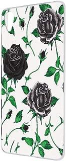 ケース ハードケース Xperia Z5 Premium (SO-03H) [薔薇・カラフル] 花柄 エクスペリア ゼットファイブ プレミアム スマホケース 携帯カバー [FFANY] rose-h130@01