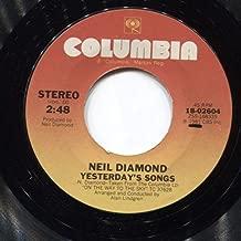 Neil Diamond: Guitar Heaven/Yesterday's Songs - 7