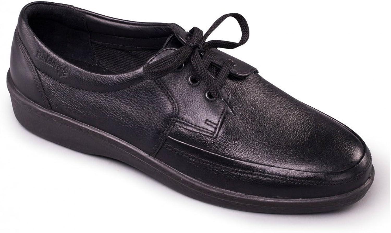 Padders Dash 105N - F Fit Black shoes