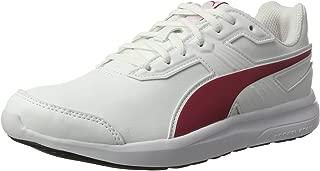 Puma Descendant SL v3, Sneakers basses mixte enfant Blanc