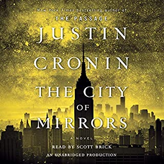 Page de couverture de The City of Mirrors