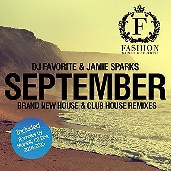 September 2K14 (Remixes)