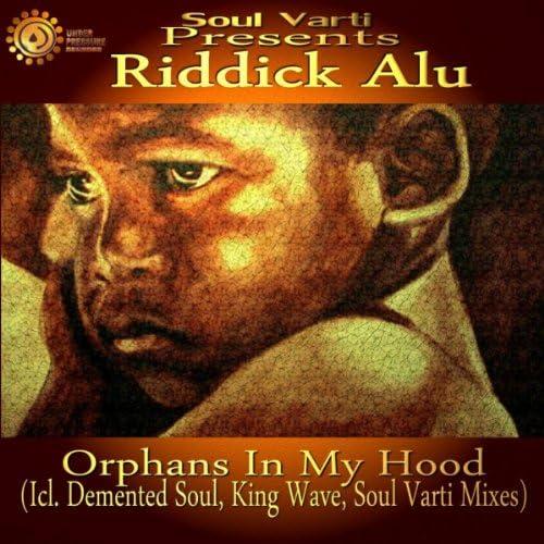 Riddick Alu