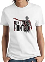 Women's Hunt Or Be Hunted Rick - The Walking Dead T Shirt