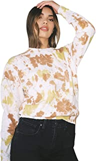 Life Clothing Co. Women's Tops Silverlake Tie Dye Pullover Sweater