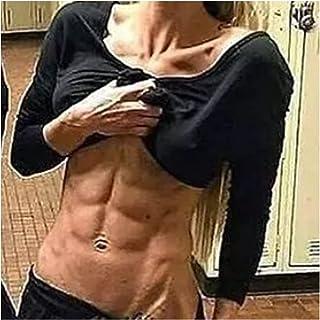 Músculo de Silicona Ropa Muscular Falsa, Ropa Muscular de Silicona con Tacto de Piel Real, Adecuada para Fotos, Juegos de ...