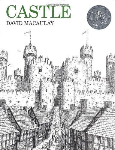 By David Macaulay - Castle